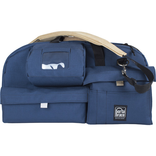 Porta Brace CO-PC Carry-On Camcorder Case (Signature Blue)