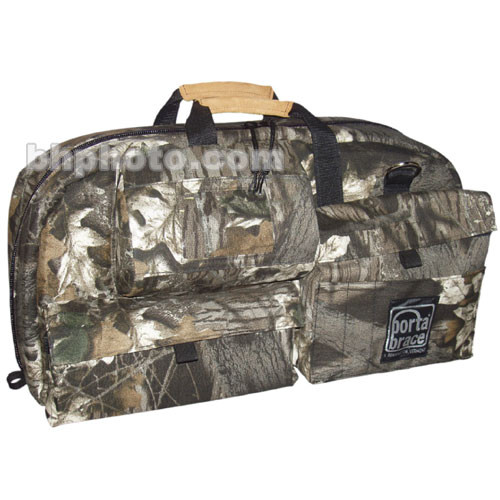 Porta Brace CO-PC Carry-On Camcorder Case (Mossy Oak Camouflage)