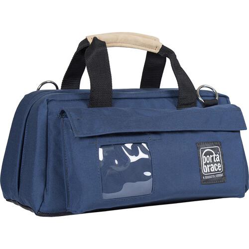 Porta Brace CS-DV2U Mini-DV Camcorder Case (Blue)