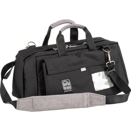 Porta Brace CS-DV3R Mini-DV Camera Case (Black with Copper String)