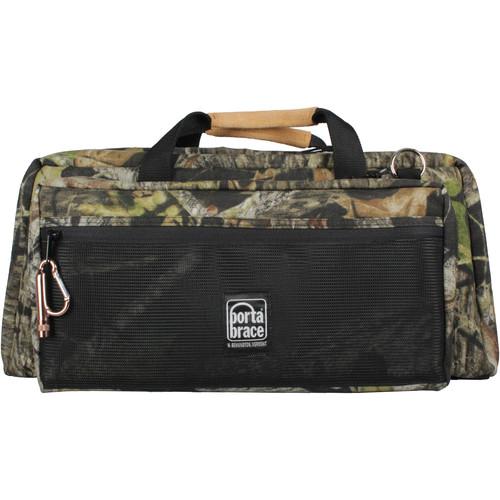 Porta Brace CS-DV4 Mini-DV Camcorder Case (Mossy Oak Camouflage)