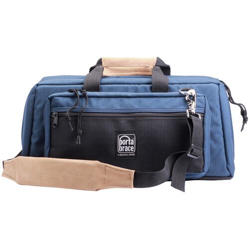 Porta Brace CS-DV4 Mini-DV Camcorder Case (Signature Blue with Black String)