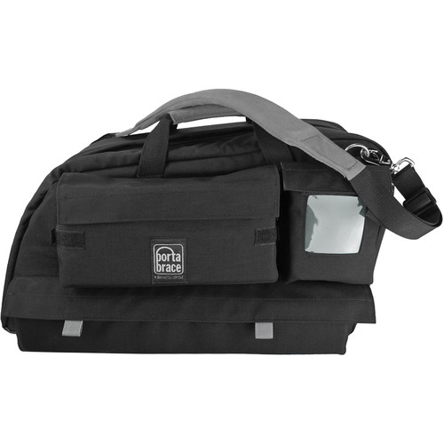 Porta Brace CTC-1 Traveler Camera Case (Black)
