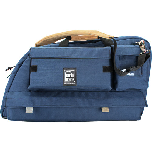 Porta Brace CTC-1 Traveler Camera Case (Signature Blue)