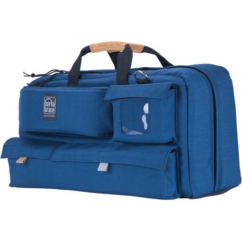Porta Brace CTC-3 Traveler Camera Case (Signature Blue)