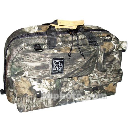 Porta Brace CTC-3 Traveler Camera Case (Camouflage Mossy Oak)