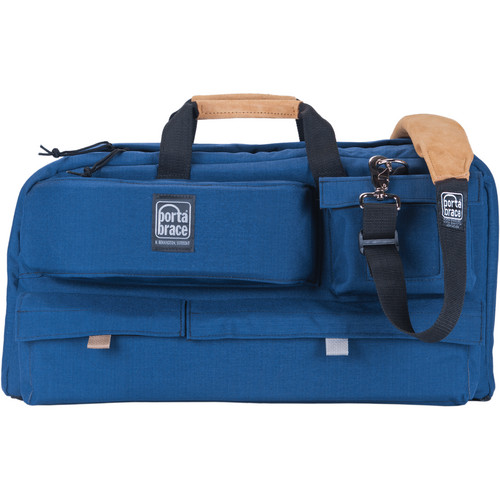 Porta Brace CTC-3 Traveler Camera Case (Signature Blue)