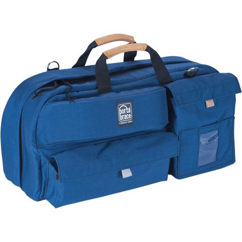 Porta Brace CTC-4 Traveler Camera Case (Signature Blue)