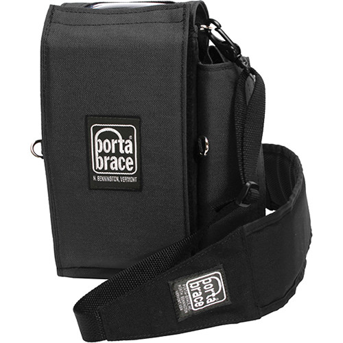 Porta Brace C-P2GEAR Carrying Case (Black) for Panasonic AG-HPG10/20