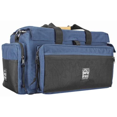 Porta Brace DCO-2U Digital Camera Organizer Case (Signature Blue)