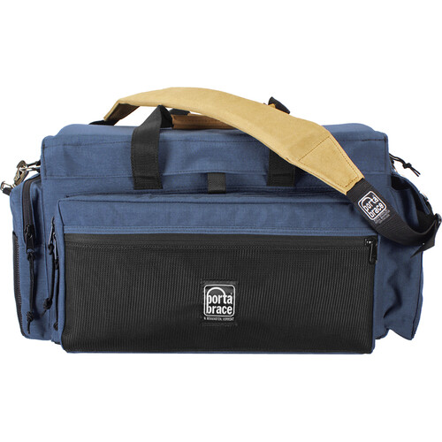 Porta Brace DVO-2 DV Organizer Camera Case (Signature Blue)