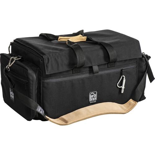 Porta Brace DVO-3-QS-M3 DV Organizer Case (Black with Copper Trim)