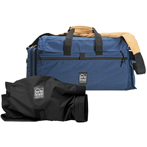Porta Brace DVO-3-QS-M3 DV Organizer Case (Blue)