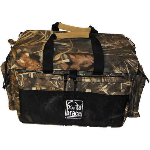 Porta Brace DVO-3U/AV Large Carrying Case for Camcorder with Matte Box and Follow Focus (Advantage Camouflage)