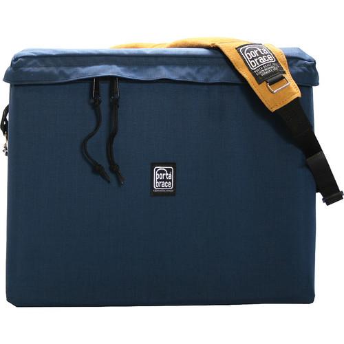 Porta Brace DV Organizer Camera Case (Blue)