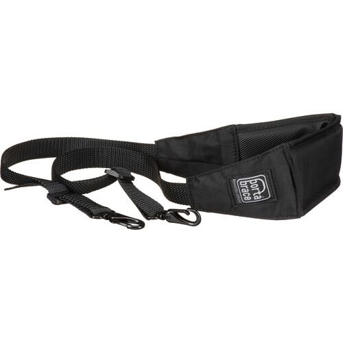 Porta Brace HB-15 Black Flex Shoulder Strap