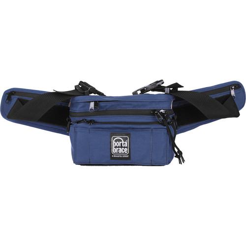 Porta Brace HIP-2 Hip Pack for Small Accessories (Medium, Signature Blue)