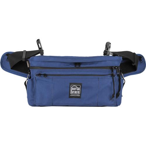 Porta Brace HIP-4 Hip Pack for Mini DV Camcorder Kits (X-Large, Signature Blue)
