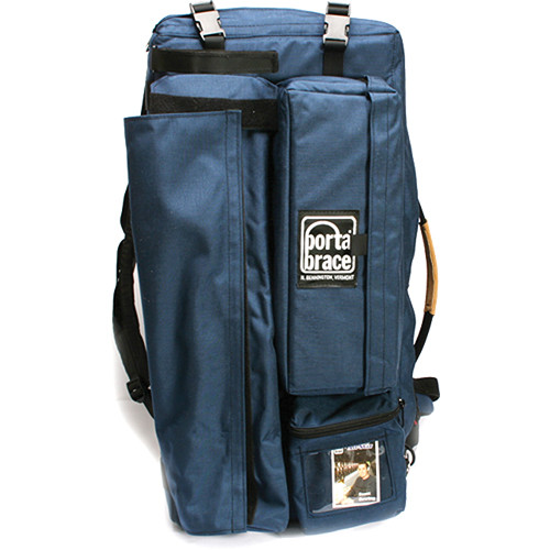 Porta Brace HKP-3L Hiker Pro Backpack Camera Case (Signature Blue)