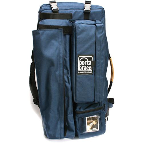 Porta Brace HKP-3L Hiker Pro Backpack Camera Case (Signature Blue)