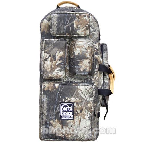 Porta Brace HK-1 Hiker Backpack Camera Case (Camouflage Mossy Oak)