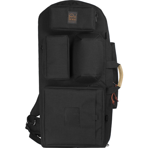 Porta Brace HK-2 Hiker Backpack Camera Case (Black)