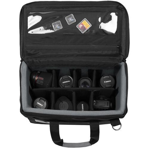 Porta Brace LB-1B Lens Bag (Black)