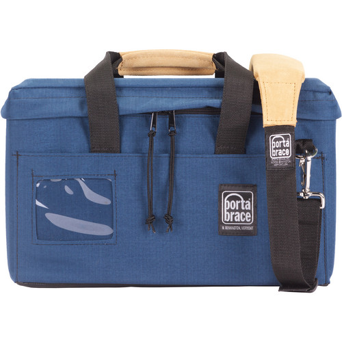 Porta Brace LB-1 Lens Bag (Signature Blue)