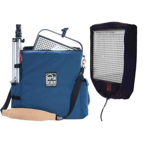 Porta Brace LP-LP1X1 Carrying Case for 1 Lite Panels 1X1 (Signature Blue)