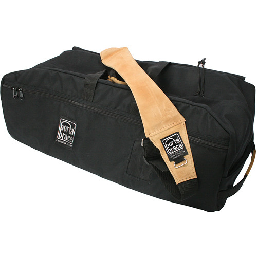 Porta Brace LR-3B Light Run Bag (Midnight Black)