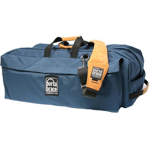 Porta Brace LR-3 Run Bag-Style Cordura Case for Lights & Accessories (Signature Blue)