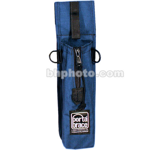 """PortaBrace MH-1 Microphone Holster - for a Microphone up to 8"""" Long"""