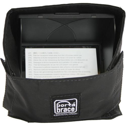 Porta Brace Monitor Hood for Sony CLM-V55