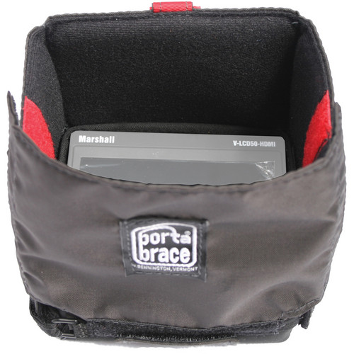Porta Brace MO-LCD50-HDMI Flat Screen Monitor Case for Marshall V-LCD50-HDMI