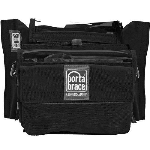 Porta Brace MXC-302B Audio Combination Case (Black)