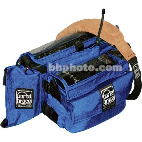 Porta Brace MXC-P01 Audio Mixer Case with RM-Deluxe Case
