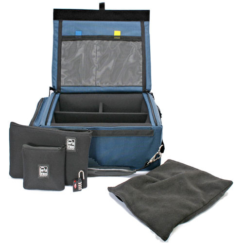 Porta Brace PB-2500ICO Interior Soft Case for Portabrace Hard Cases (Blue)