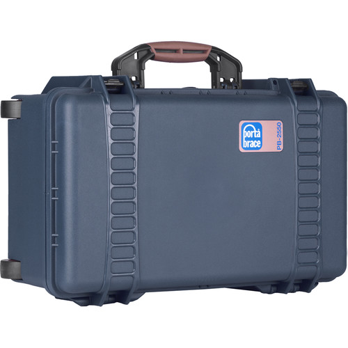 Porta Brace PB-2550E Hard Case, Empty Shell (Blue)