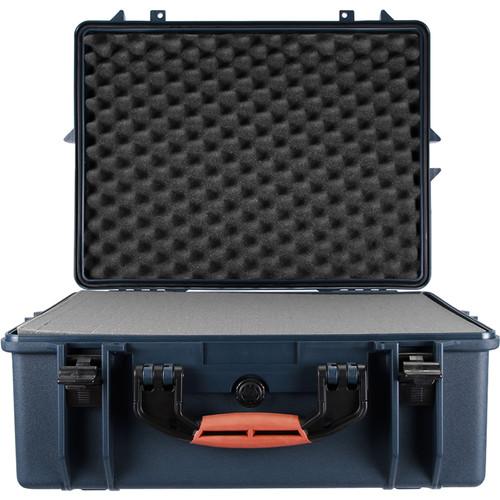 Porta Brace PB-2600F Hard Case with Foam Interior (Blue)