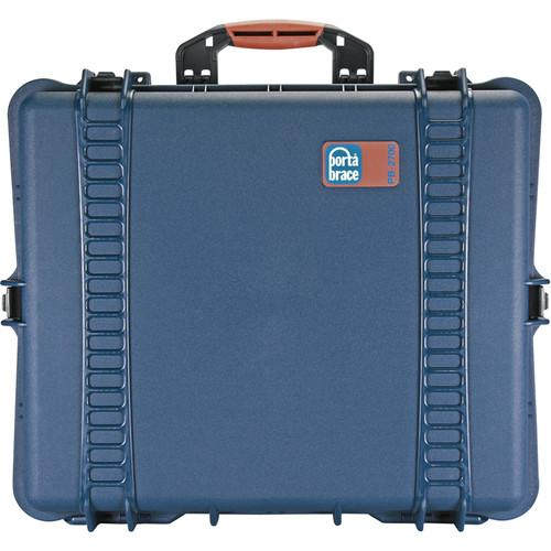 Porta Brace PB-2700E Hard Case, Empty Shell (Blue)