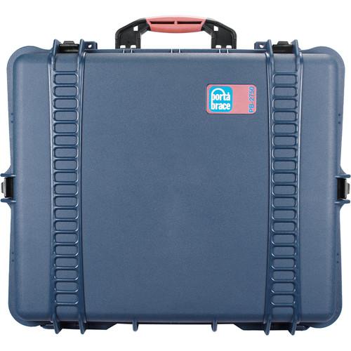 Porta Brace PB-2750E Hard Case, Empty Shell (Blue)