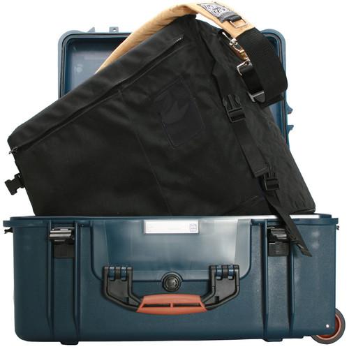 Porta Brace PB-2750ICH Backpack - Hard Case Interior System (Blue Shell/Black Backpack)