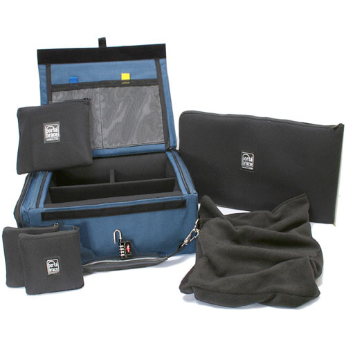Porta Brace PB-2750ICO Interior Soft Case for Portabrace Hard Cases (Blue)