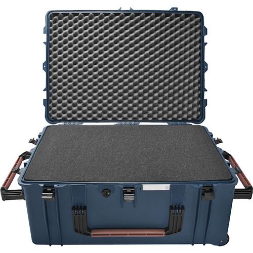 Porta Brace PB-2780F Superlite Vault Hard Case with Foam Interior (Blue)