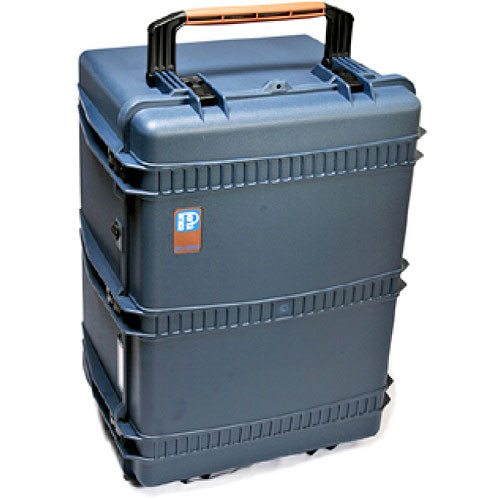 Porta Brace PB-2850E Hard Case, Empty Shell (Blue)