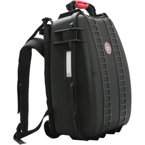 Porta Brace PB-3500E Hard Case Backpack (Black)