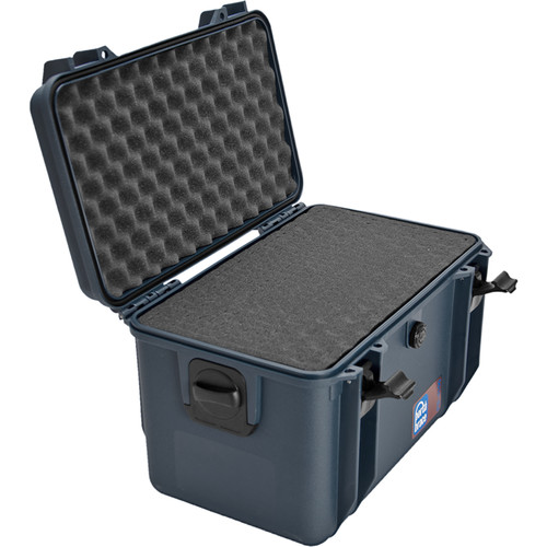 Porta Brace PB-4100F Hard Case with Foam Interior (Blue)