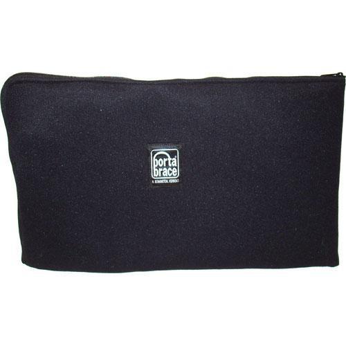 Porta Brace PB-CAMML Padded Accessory Pouch Set (Medium/Large, Black)
