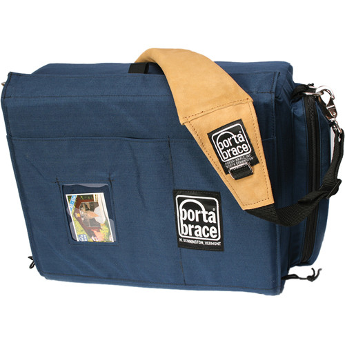 Porta Brace PB-PACKER600 Packer Case (Signature Blue)