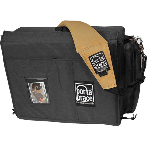 Porta Brace PB-PACKERB600 Packer Case (Midnight Black)